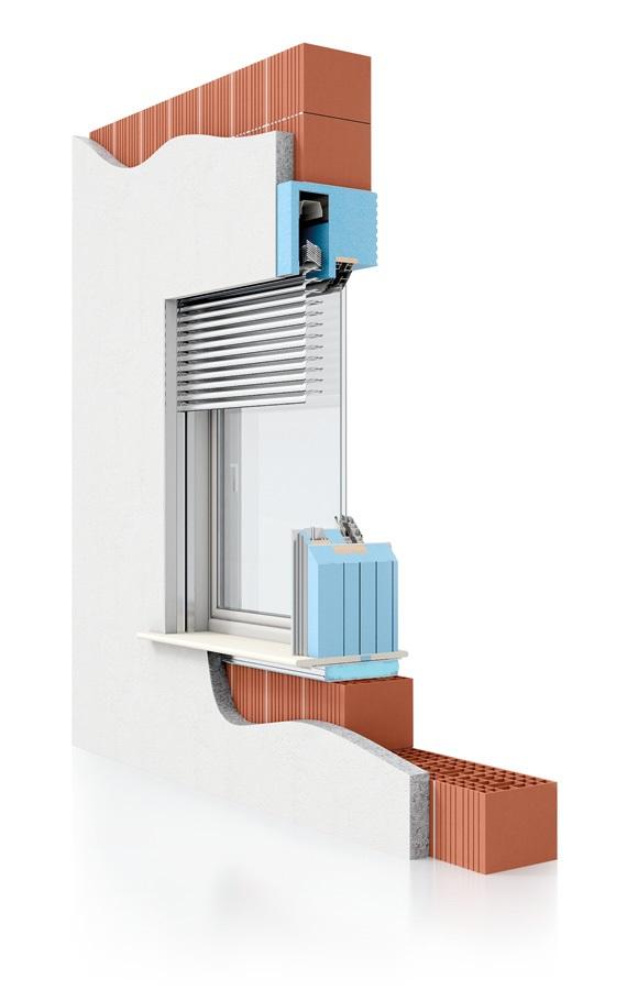 Cassonetti termoisolanti e da restauro reale infissi - Imbotti in alluminio per finestre ...