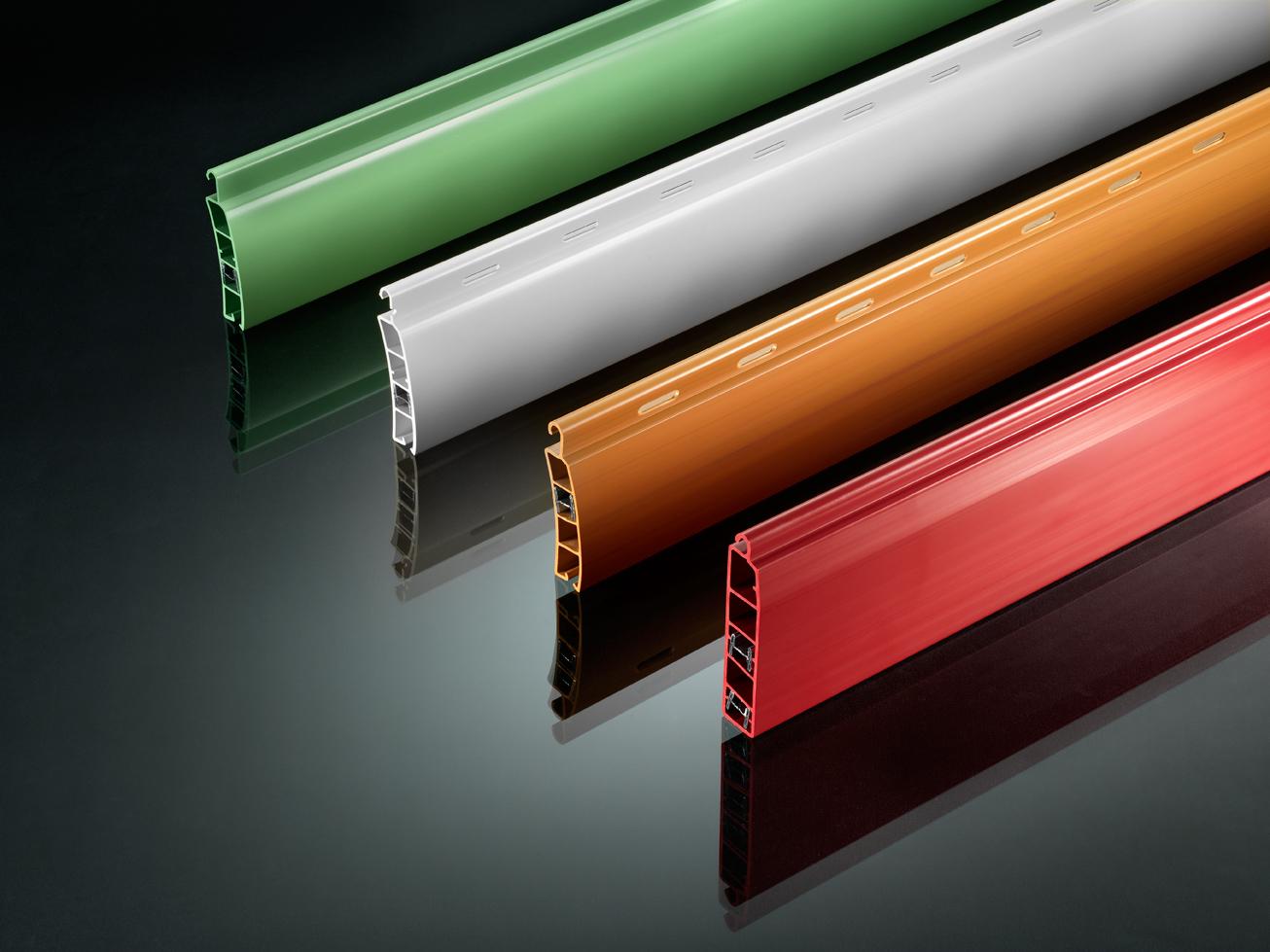 Cambiare Colore Infissi Alluminio tapparelle in pvc, alluminio e acciaio - reale infissi