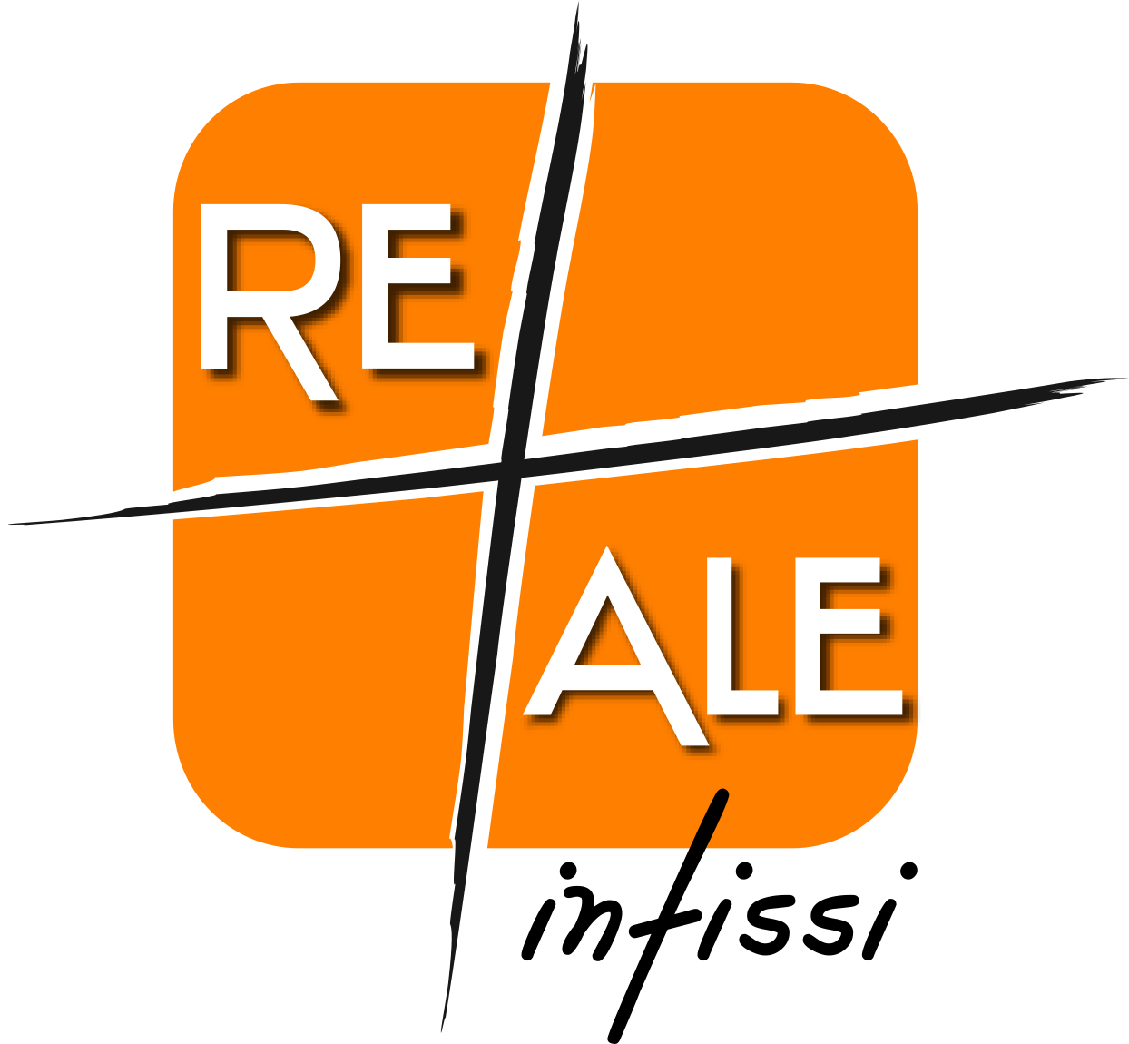 logo reale infissi